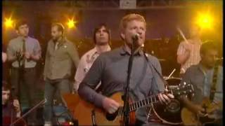 "The New Pornographers ""Sweet Talk, Sweet Talk"" Late Night w/ David Letterman June 30, 2010"