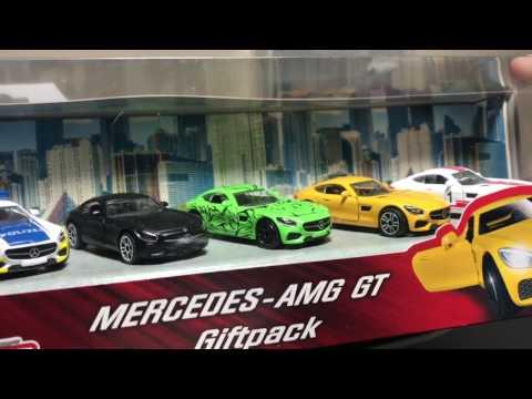 Lamley Unboxing: 2017 Majorette Gran Turismo, Mercedes AMG, & Dubai Police