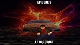 k2000 - épisode 3 - le braquage (saison 1) - ( Machinima )