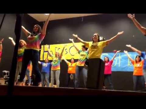 Harris Creek Elementary School Talent Show  2016 (Staff Performance)