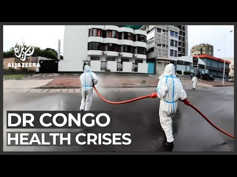 COVID-19 adds to DR Congo's multiple health crises