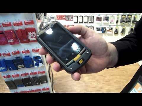 CAT B10 Dual-SIM-Smartphone HandsOn