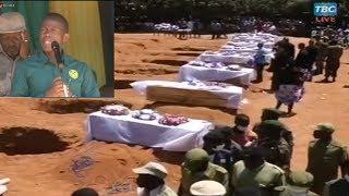 MAZISHI YA KIFAITA: POLEPOLE Aagiza Uchunguzi Ufanyike!!