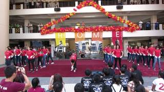 hci hcjc hwa chong open house 2015 ares faculty dance 1of4 hd