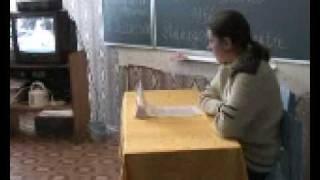 """Урок английского языка в 11 классе по теме """"Кино и ТВ"""""""