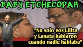 """BABY ETCHECOPAR - """"LILITA Y LANATA AYER SE TIRABAN FLORES"""""""