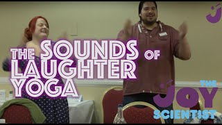 Sounds of laughter yoga