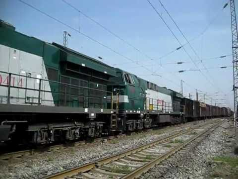 HXN5, China Railway freight train 中国铁路