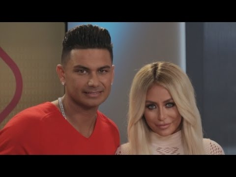 EXCLUSIVE: Aubrey O'Day and Pauly D Reveal They've Made 'A Few' Sex Tapes, Say Marriage is Next!