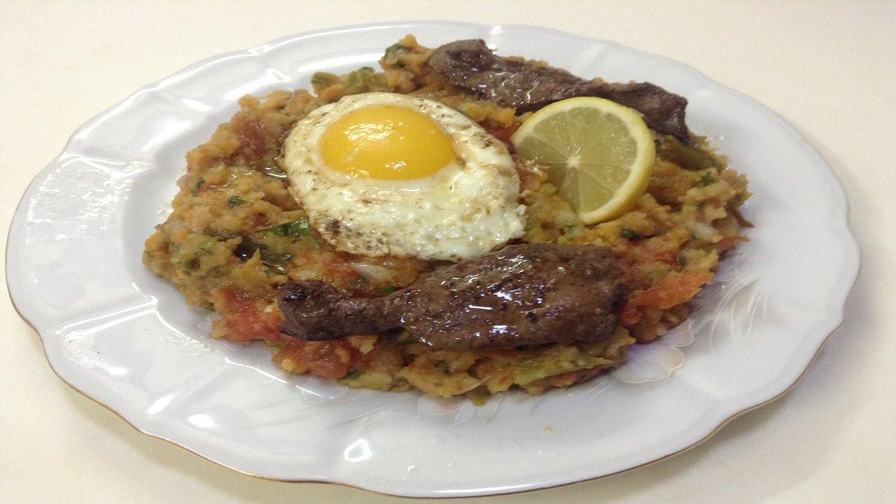 Tunisian kaftaji - Tastira cuisine tunisienne ...