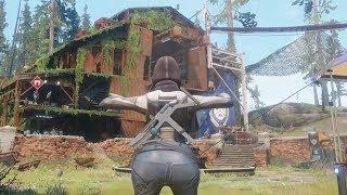 Hunters are still THICC! Destiny 2