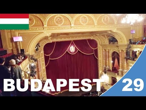 "Hungary: ""Eugene Onegin"" at Hungarian State Opera House, Budapest"