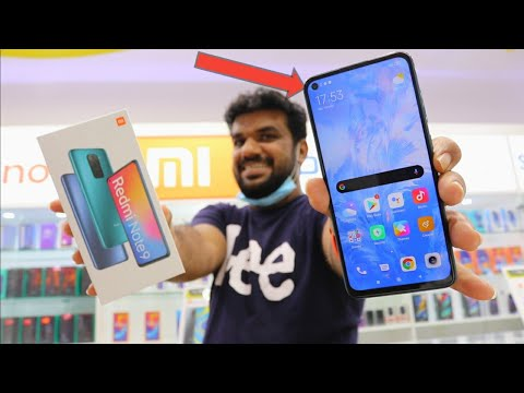 Redmi Note 9 Unboxing... Official UAE Version Available In DUBAI
