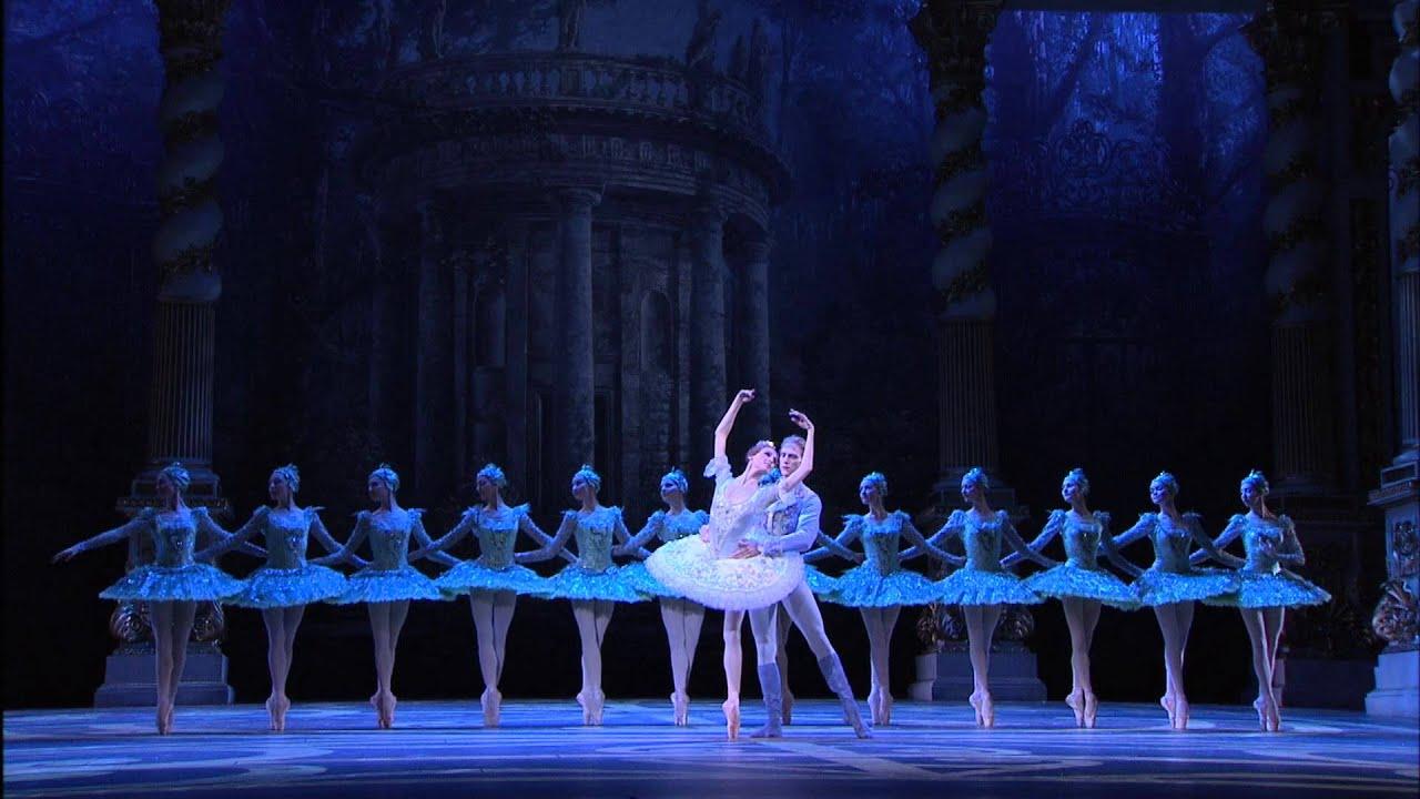 LA BELLE AU BOIS DORMANT Extrait ACT II Ballet du Bolcho u00ef au cinéma YouTube # Ballet Belle Au Bois Dormant