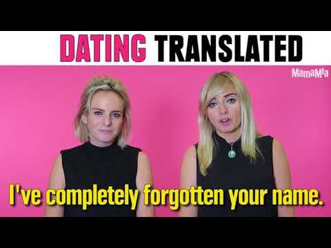 dating website traduction