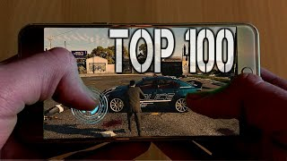 Top 100 Open World Android Games 2018