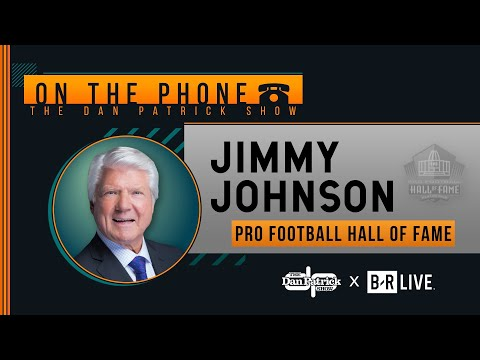 Jimmy Johnson Talks Pro Football Hall of Fame & More with Dan Patrick | Full Interview | 1/14/20