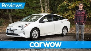 Toyota Prius 2018 hybrid in-depth review   carwow Reviews