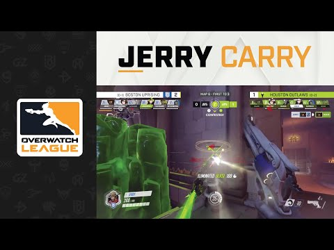 Jerry Can't Stop, Won't Stop