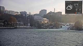 Rhine Falls Live Camera streeeam