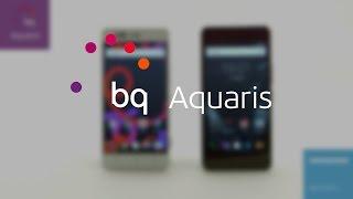 Связной. Обзор смартфонов BQ Aquaris M5 и Aquaris X5(Герои нашего обзора – два смартфона производства испанской компании BQ Aquaris M5 и Aquaris X5. Aquaris M5 может быть как..., 2016-02-20T09:02:48.000Z)