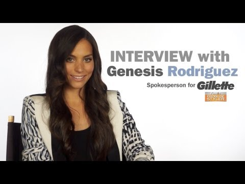 How To Turn On The Sexy Genesis Rodriguez