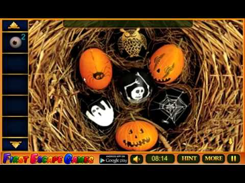 Escape Game Halloween Cemetery 2 Walkthrough Feg Youtube