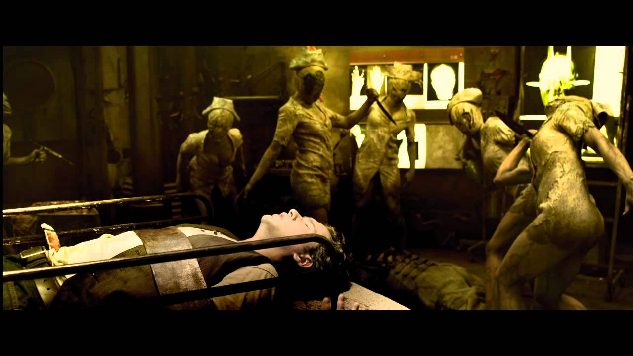 silent hill revelation nurse scene youtube