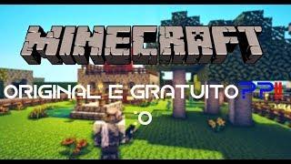 Como baixar e instalar Minecraft ORIGINAL GRATIS (outubro 2018)