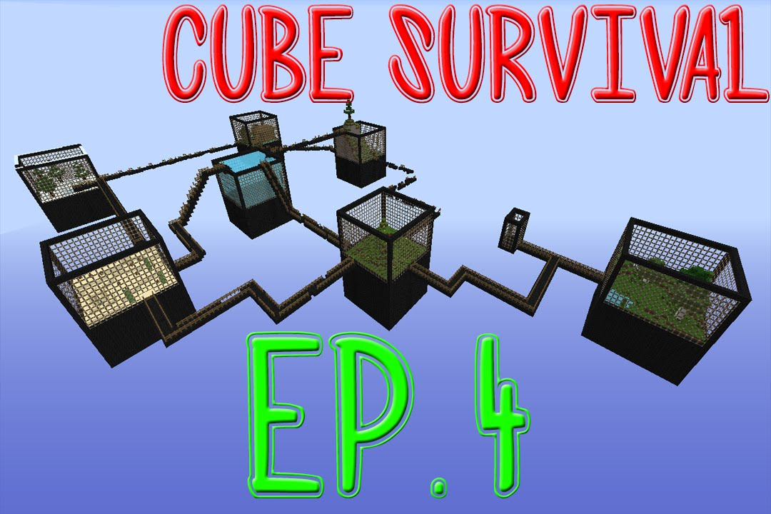 Cube World Map.Minecraft Cube World Survival Adventure Map Ep 4 Youtube