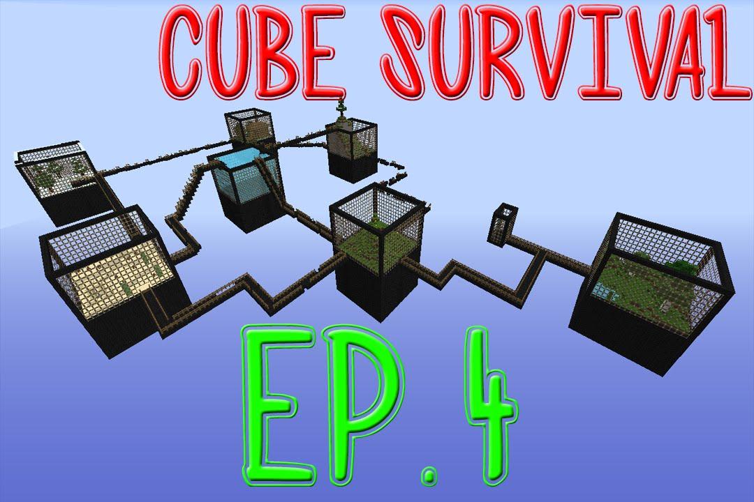 Minecraft cube world survival adventure map ep4 youtube minecraft cube world survival adventure map ep4 sciox Gallery