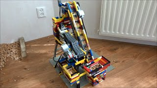 LEGO Mindstorms - Gold sorter + counter