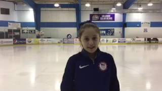 Figure Skating Spins ⛸