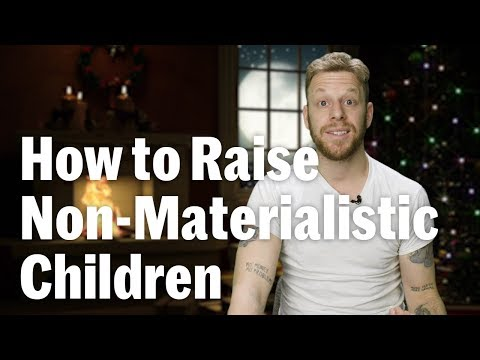 Can You Raise Non-Materialist Kids During the Holidays?