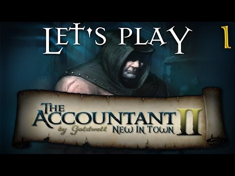Let's Play The Dark Mod: The Accountant II: New In Town - 1 - Not Michael Gough