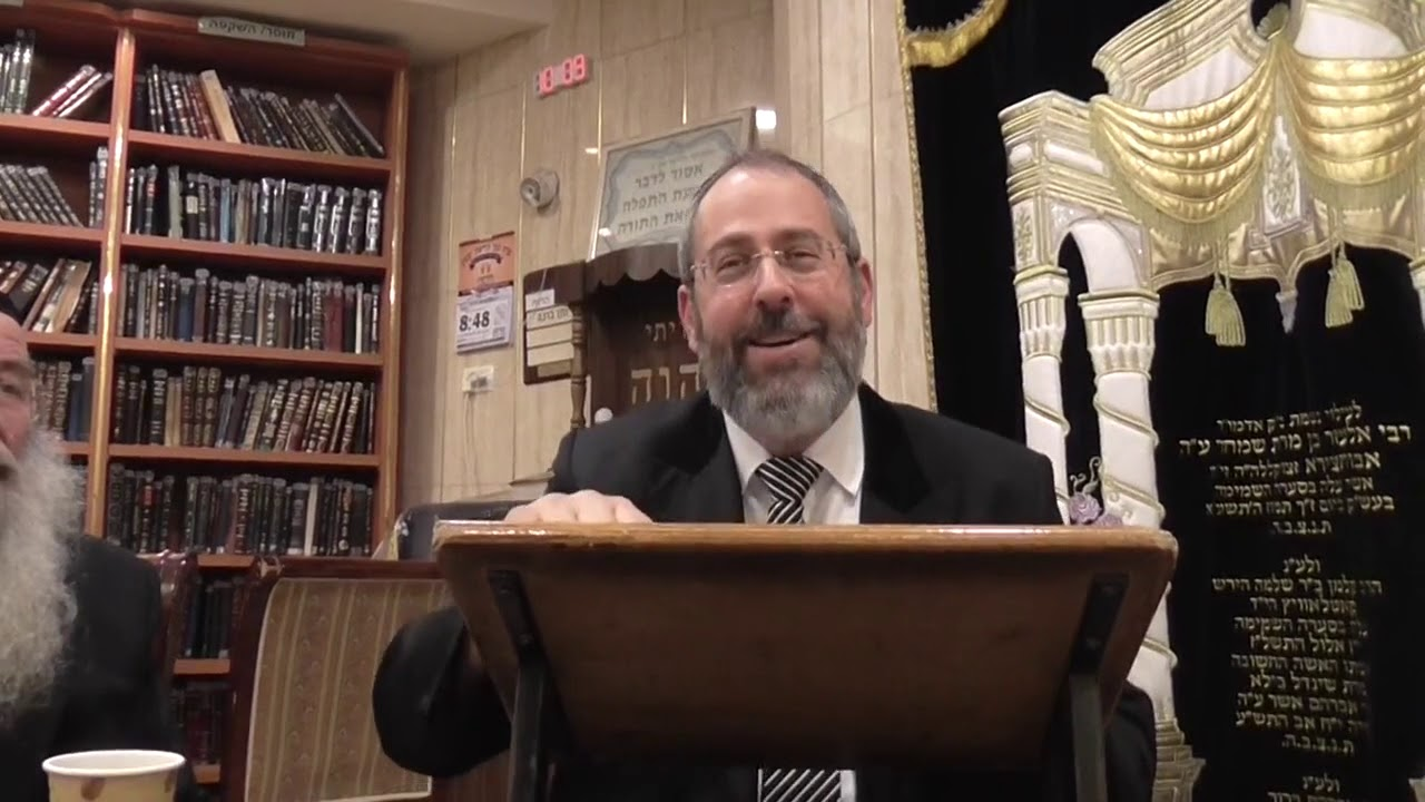 הרב הראשי לישראל הגאון רבי דוד לאו בשיעור בפרשת לך לך בנושא קידוש השם של אברהם לפרשת לך לך