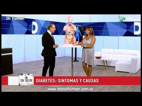 DIABETES: SINTOMAS Y CAUSAS