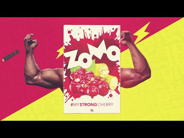 Zomo Strong Cherry
