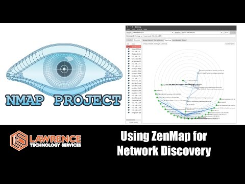 Tutorial: Zenmap is a tool used to help map out networks, ports and find connected devices.