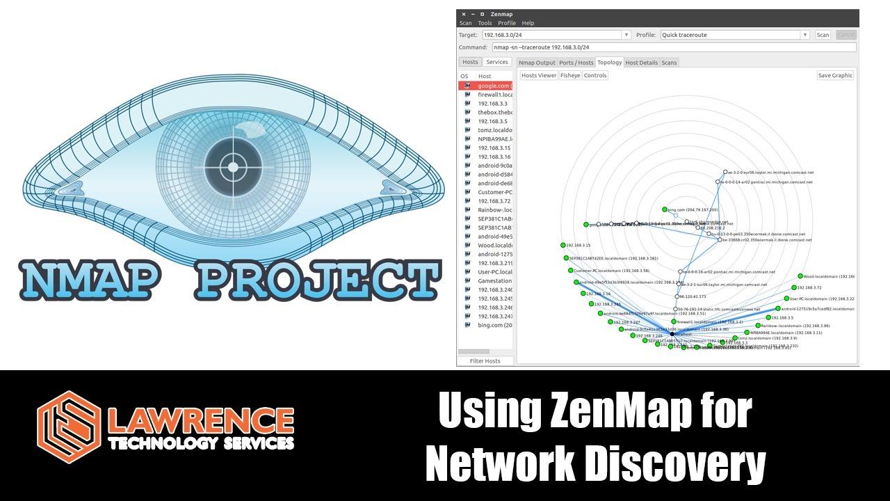 Download Zenmap Tutorial For Beginners