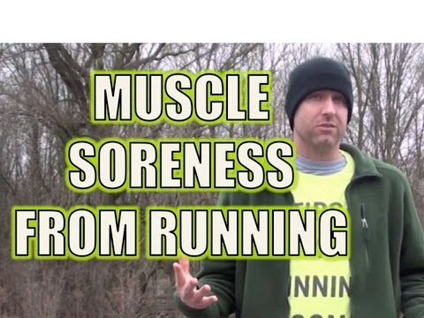 Muscle Soreness From Running Causes and Treatment