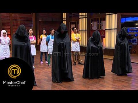 Siapa 4 orang dari Black Team ini? [ Master Chef Indonesia  Session 4 ] Eps 20  08 Agustus 2015