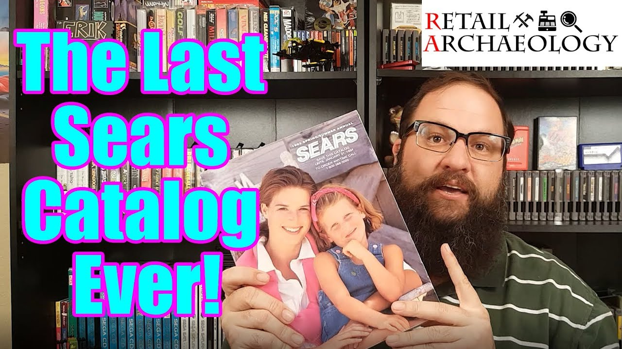 5f09f95b68f31 The Last Sears Catalog Ever Published From 1993! | Retail Archaeology