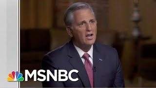 Joe: Kevin McCarthy Response So Revealing Of GOP In 2019 | Morning Joe | MSNBC