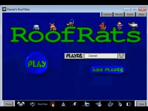 after dark games roof rats youtube. Black Bedroom Furniture Sets. Home Design Ideas