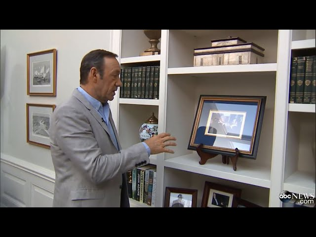 \'House of Cards\' Behind the Scenes With Kevin Spacey