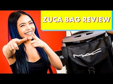 Zuca Bag Review (Professional Makeup Artist)