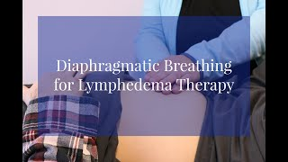 DEEP BELLY BREATHING | Leg Swelling & Lymphedema Center - MVI TV