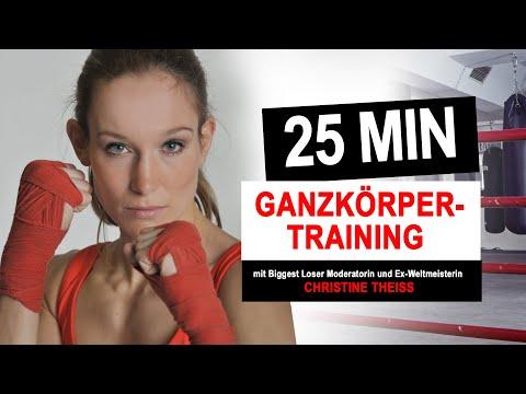 25 GANZKÖRPERTRAINING //