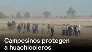 Huachicoleros en Puebla protegidos por campesinos - Huachicoleros - En Punto con Denise Maerker thumbnail